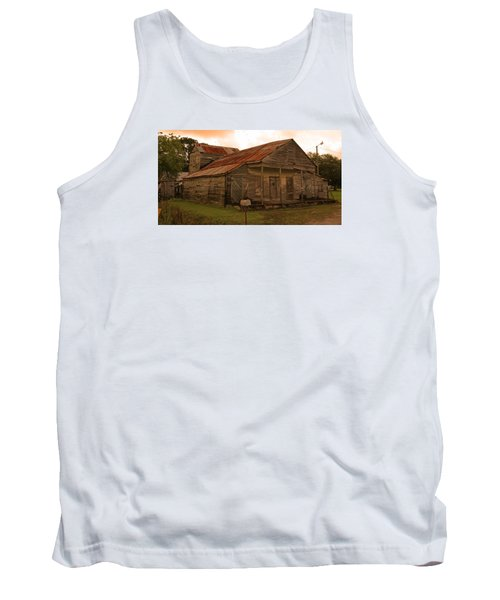 Medever Store Tank Top by Ronald Olivier