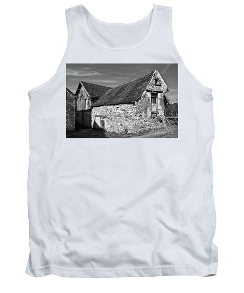 Medieval Country House Sound Tank Top