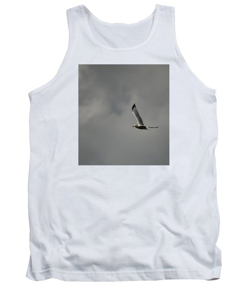 Tank Top featuring the photograph Meet Me On The Other Side by Ramona Whiteaker