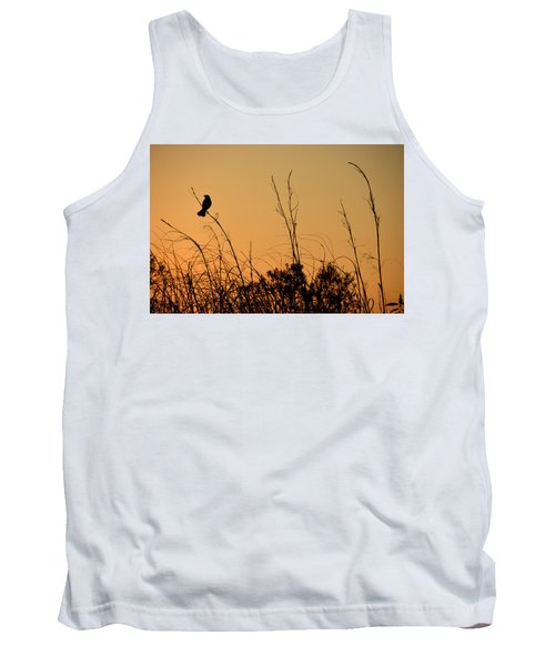 Melody At Dusk Tank Top