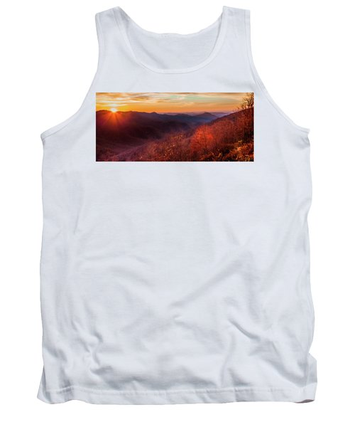 Tank Top featuring the photograph Melody Of Autumn by Karen Wiles