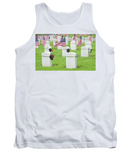 Memorial Day Two Tank Top