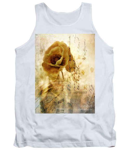 Memories And Time Tank Top