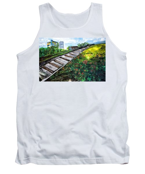 Memories Of Commonwealth Tank Top