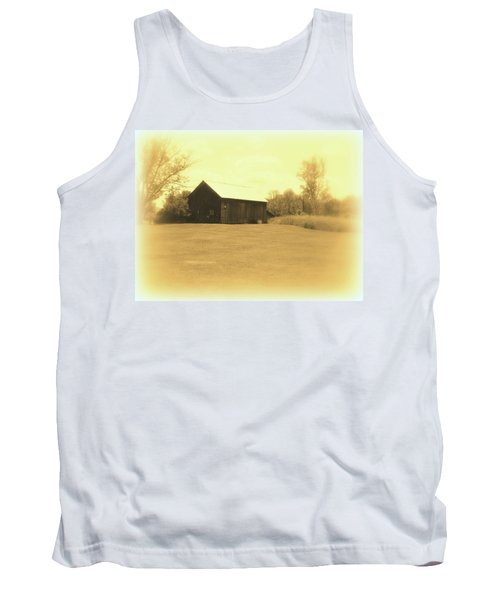 Memories Of Long Ago - Barn Tank Top