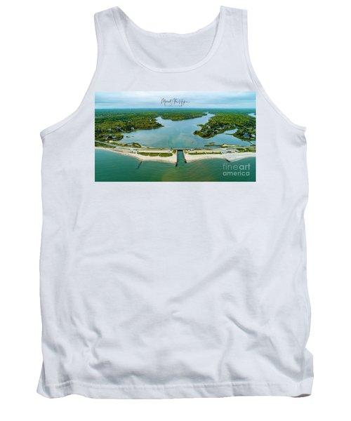 Menauhant Beach Tank Top