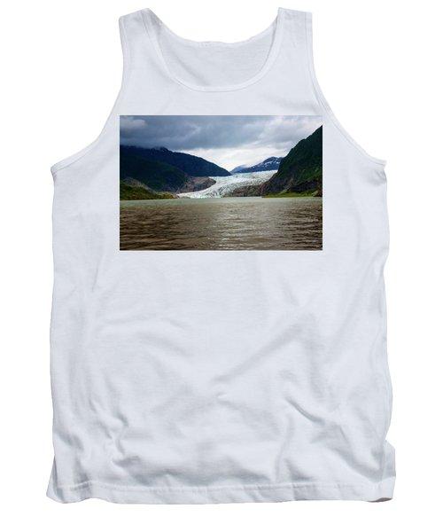 Mendenhall Glacier  Tank Top
