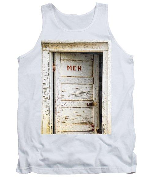 Men's Room Tank Top
