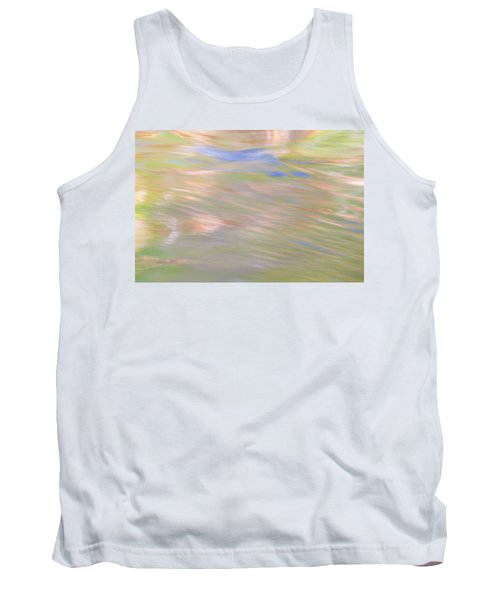 Merced River Reflections 20 Tank Top