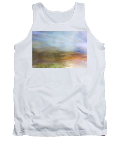 Merced River Reflections 21 Tank Top