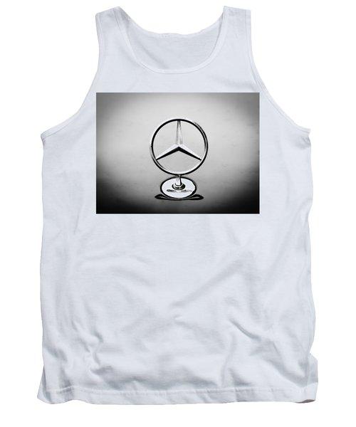 Mercedes Benz Logo Tank Top