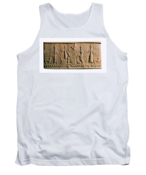 Mesopotamian Gods Tank Top