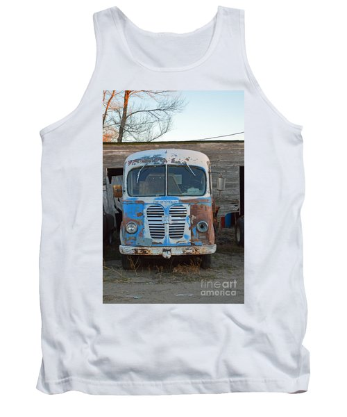 Metro International Harvester Tank Top