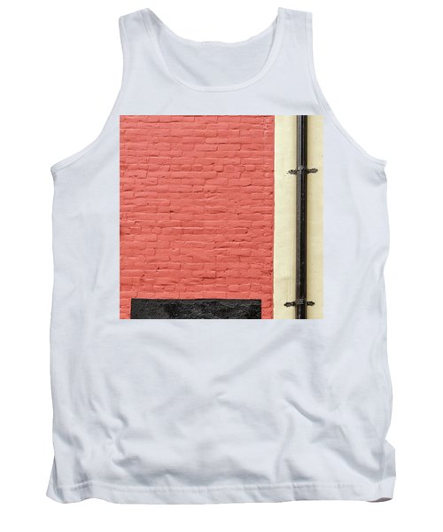 Tank Top featuring the photograph Mews Spout by Eric Lake