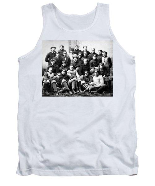 Michigan Wolverines Football Heritage  1895 Tank Top