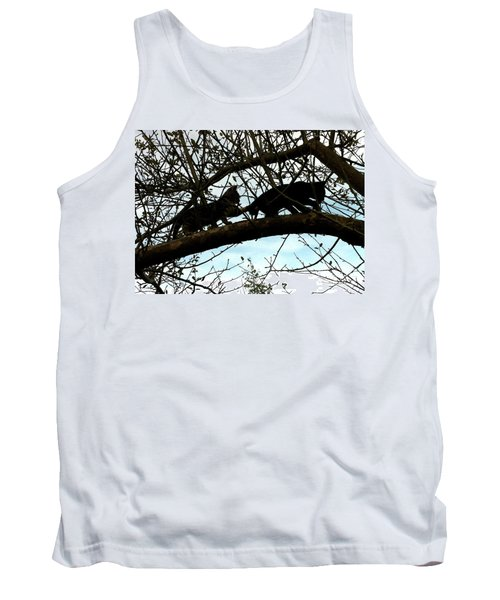 Tank Top featuring the photograph Midi 3 by Wilhelm Hufnagl
