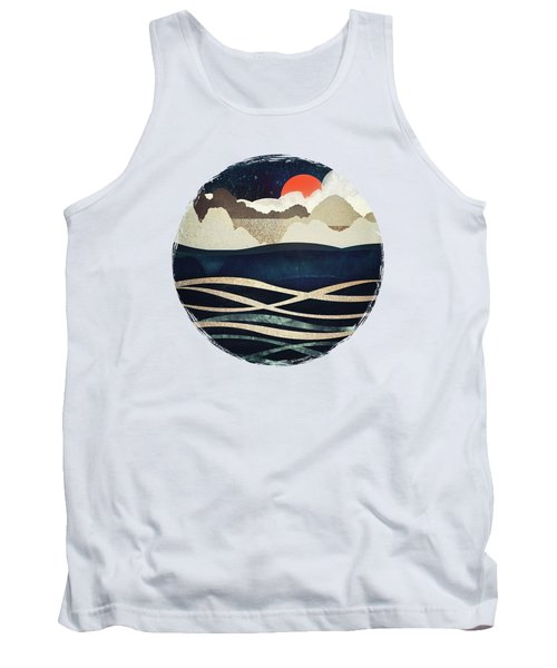 Midnight Beach Tank Top