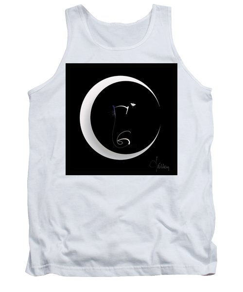 Moonlight Rendezvous 2 Tank Top