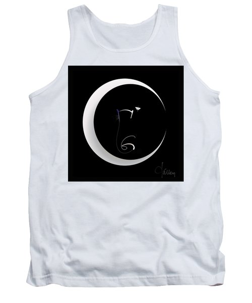 Moonlight Rendezvous 2 Tank Top