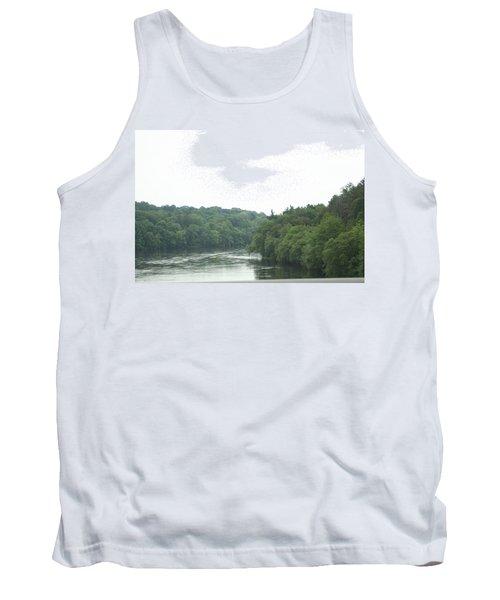 Mighty Merrimack River Tank Top