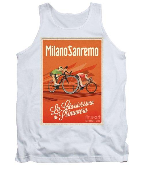 Milan San Remo Tank Top