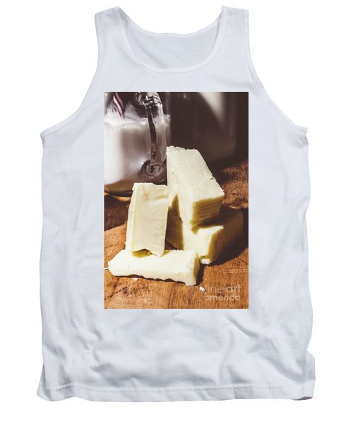 Milk And Cheese Tank Top