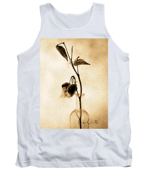Milk Weed In A Bottle Tank Top
