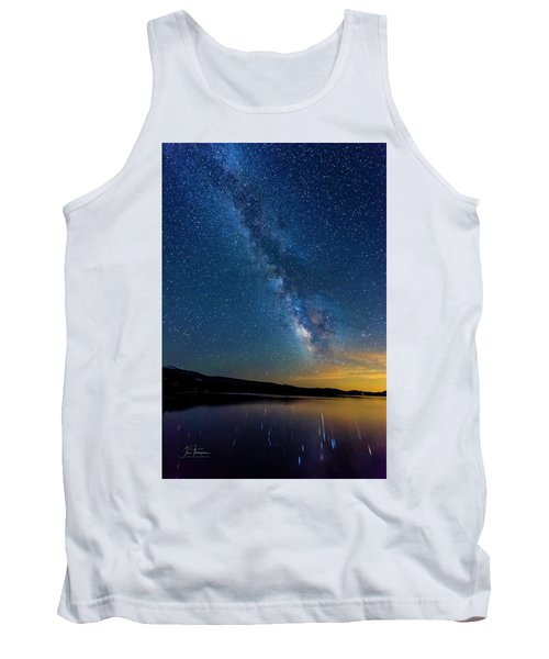 Milky Way 6 Tank Top