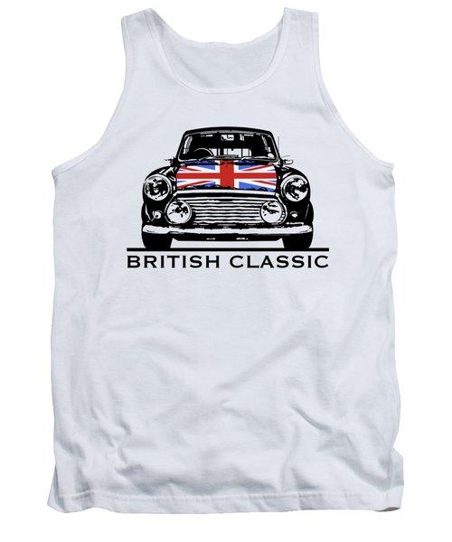 Mini British Classic Tank Top by Thomas M Pikolin