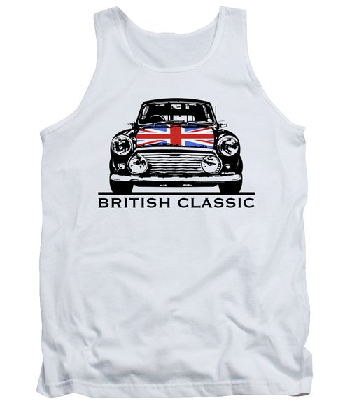 Mini British Classic Tank Top
