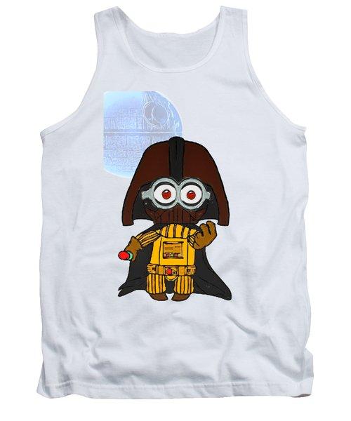 Minion Vader Tank Top