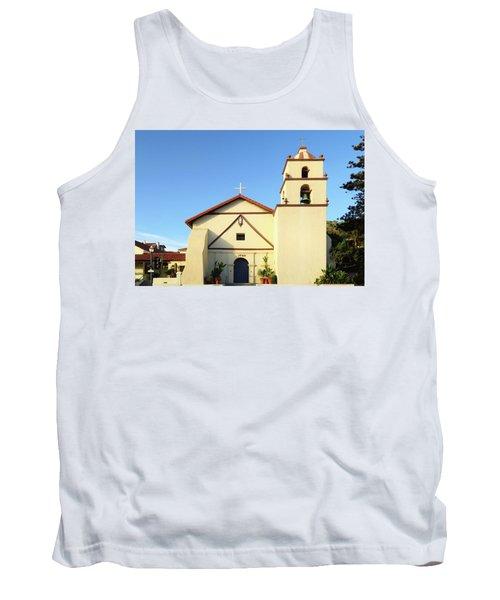 Mission San Buenaventura, Ventura, California Tank Top