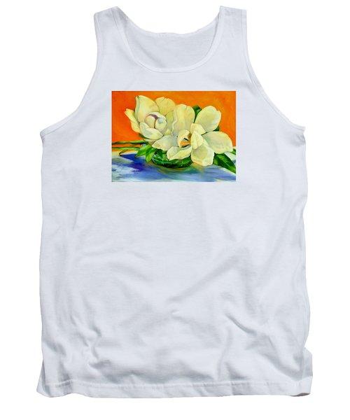 Mississippi Magnolias Tank Top