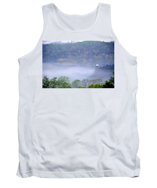 Mist In The Valley Tank Top
