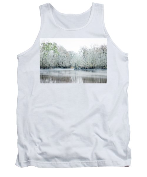 Mist On The River Tank Top