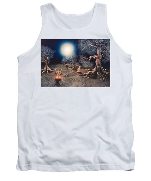 Mistery Of Cosmic Obsession Tank Top