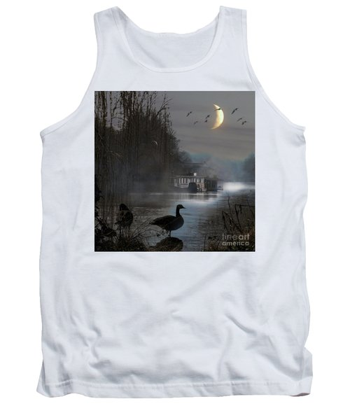 Misty Moonlight Tank Top