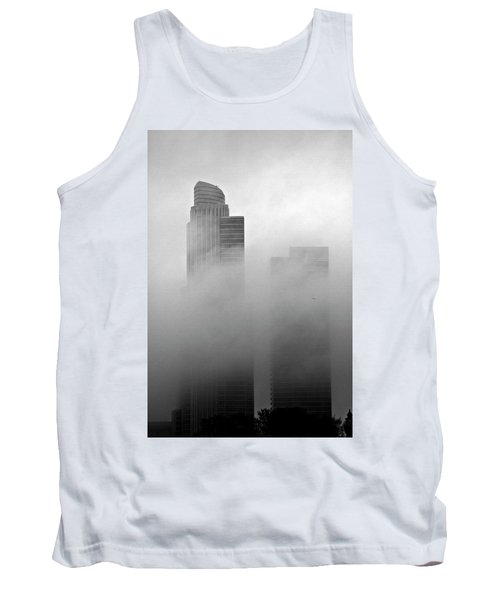Misty Morning Flight Tank Top