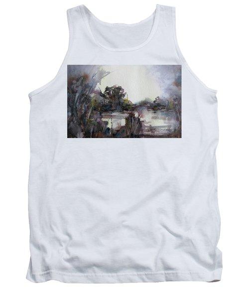 Misty Pond Tank Top