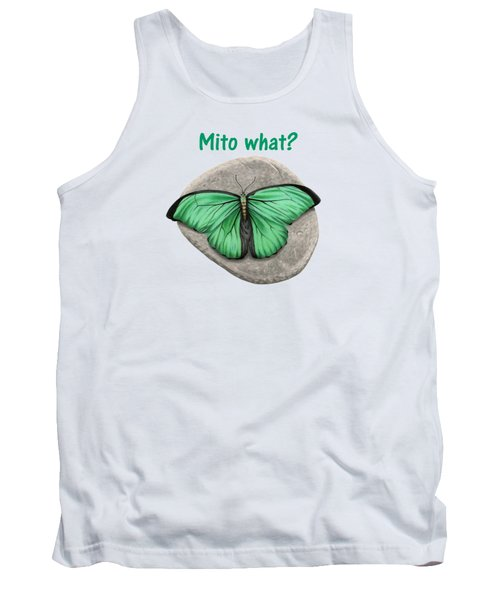 Mito What? T-shrit Or Tote Bag Tank Top