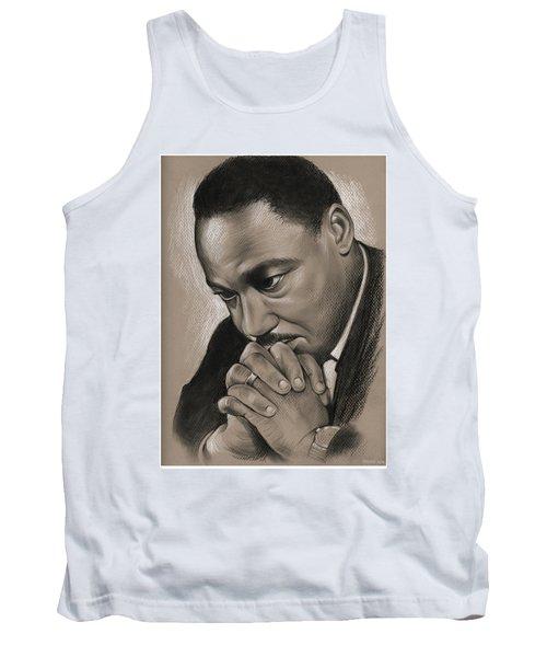 MLK Tank Top by Greg Joens