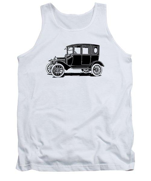 Model T Sedan Tee Tank Top