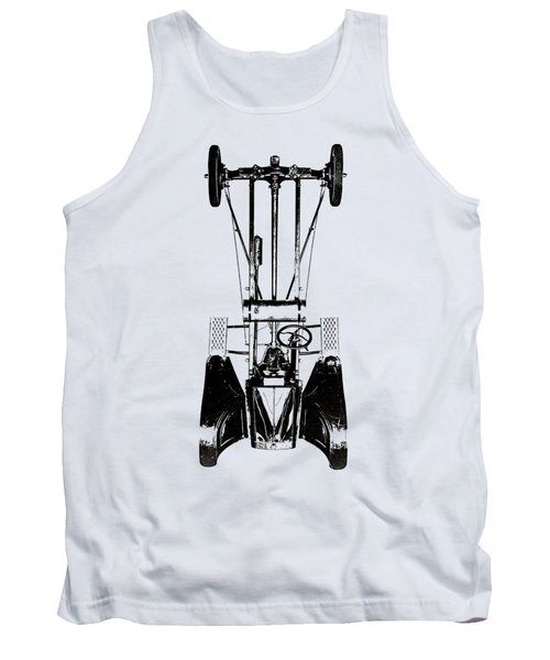 Model Tt Ford Truck Chassis Tee Tank Top
