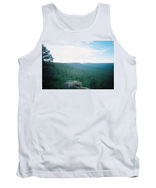 Mogollon Rim - Arizona Tank Top by Pamela Walrath