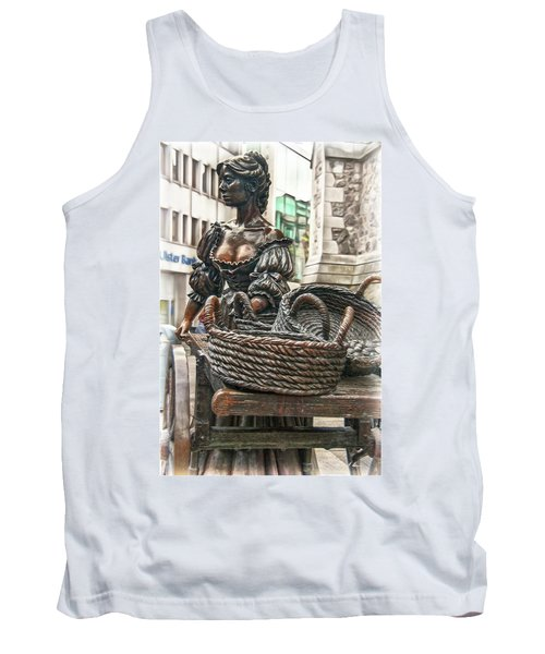 Tank Top featuring the photograph Molly Malone by Hanny Heim