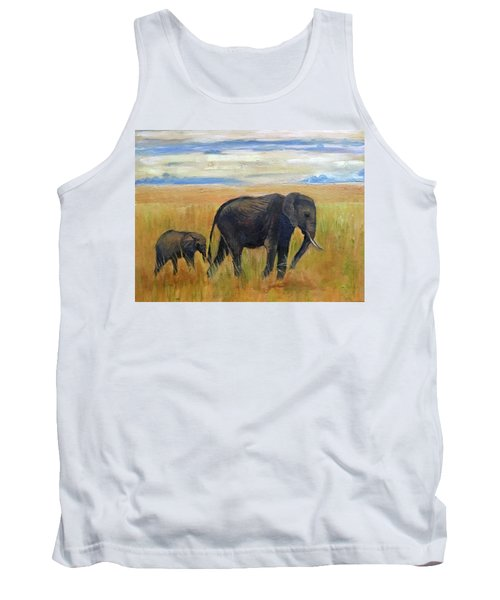 Mom And Me Tank Top