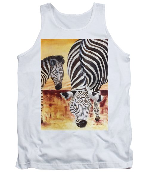 Momma And Baby Tank Top