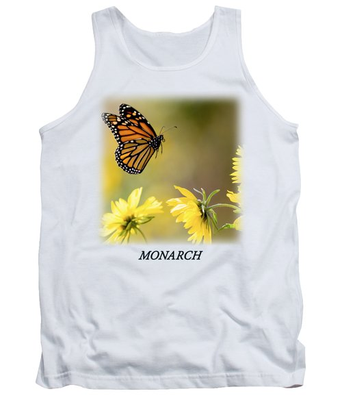 Monarch Butterfly T-shirt Tank Top