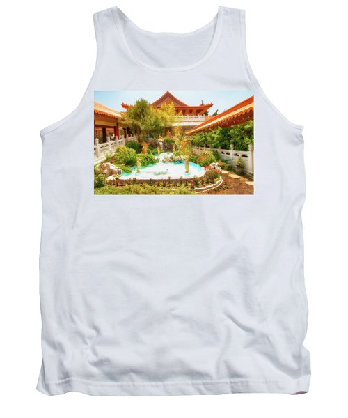Tank Top featuring the photograph Monastery by Joseph Hollingsworth