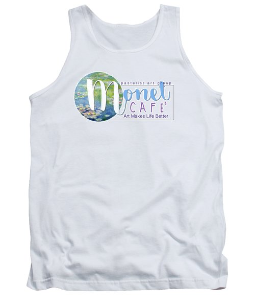 Monet Cafe' Products Tank Top